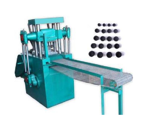 Оборудование для производства угля для кальяна